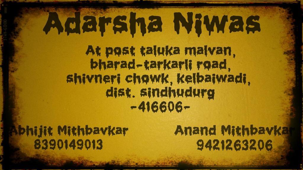 Adarsh Niwas in Malvan
