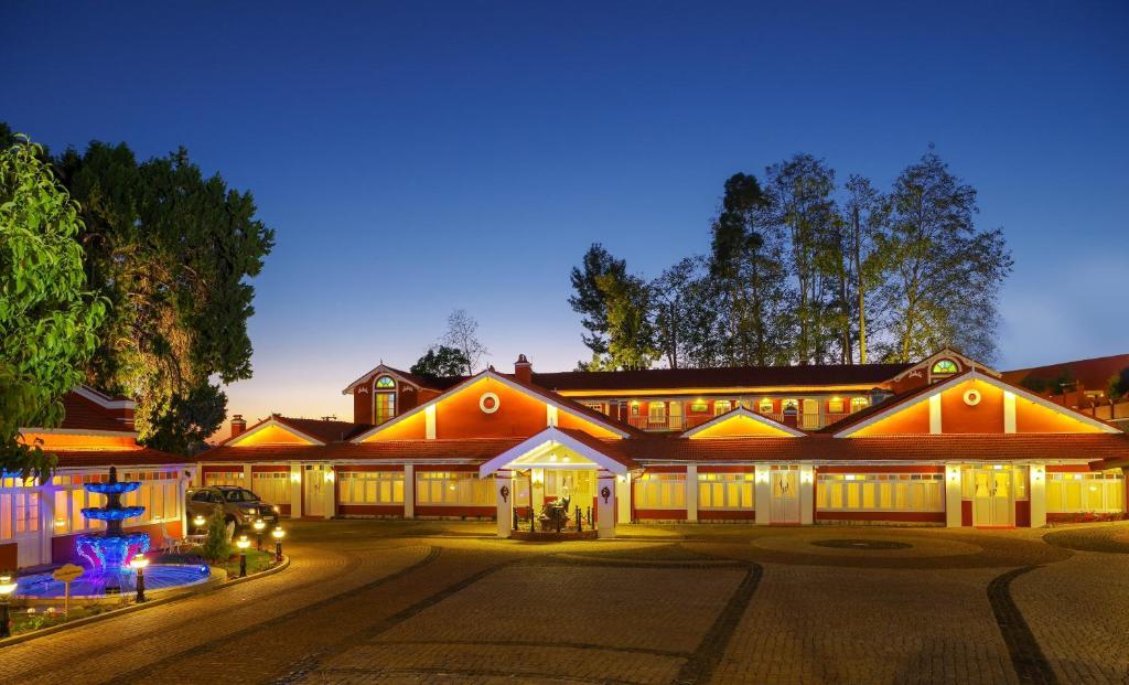 Vinnca West Downs Heritage Resort in Ooty
