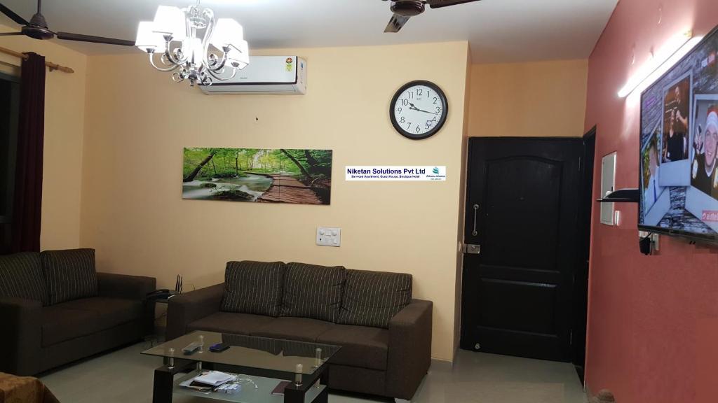 Niketan Service Apartment in Gurugram