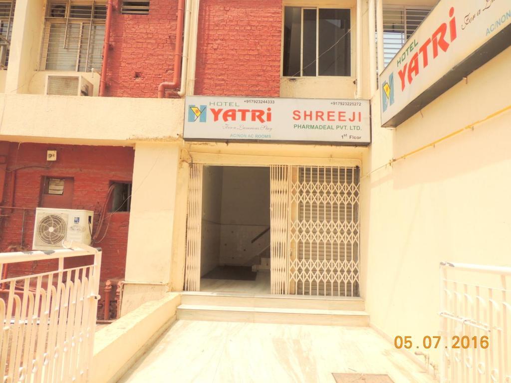 Hotel Yatri in Gandhinagar