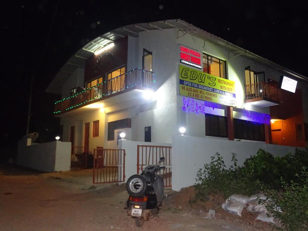Gomes Pousada Guest House in Old Goa Goa