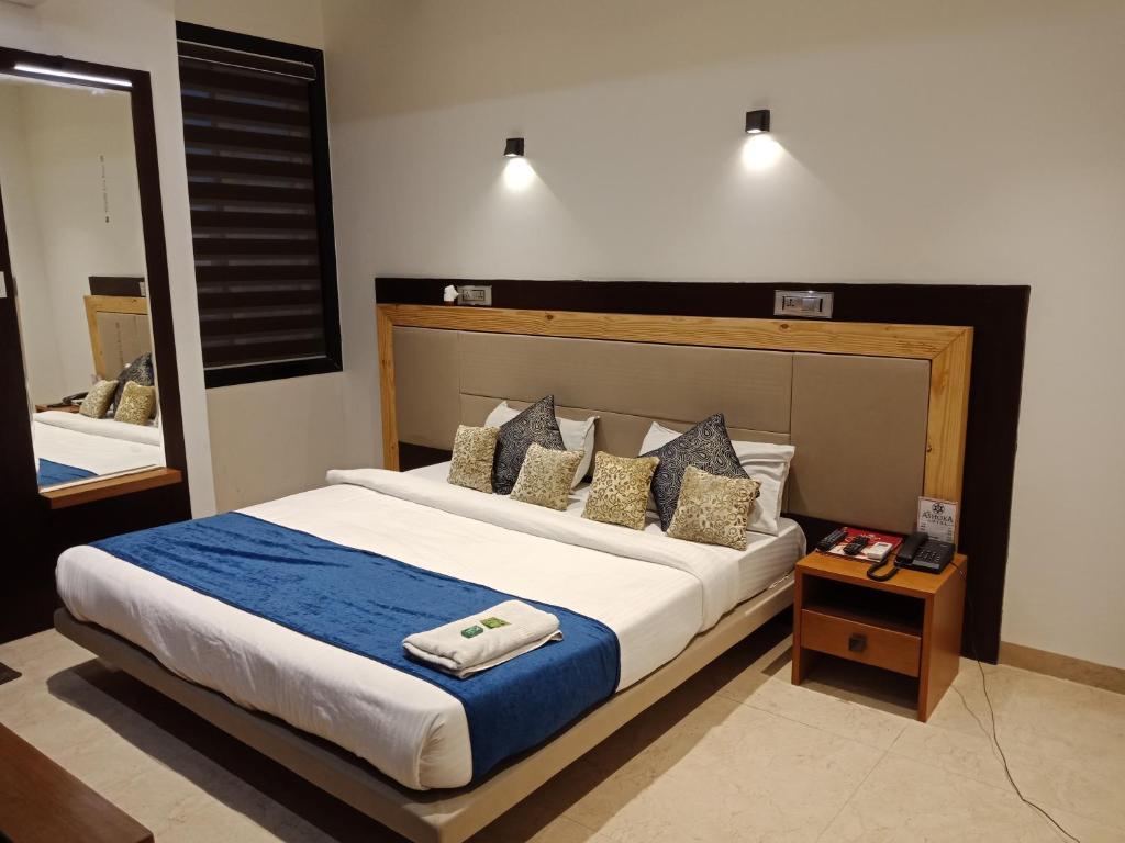 The Ashoka Hotel in Indore