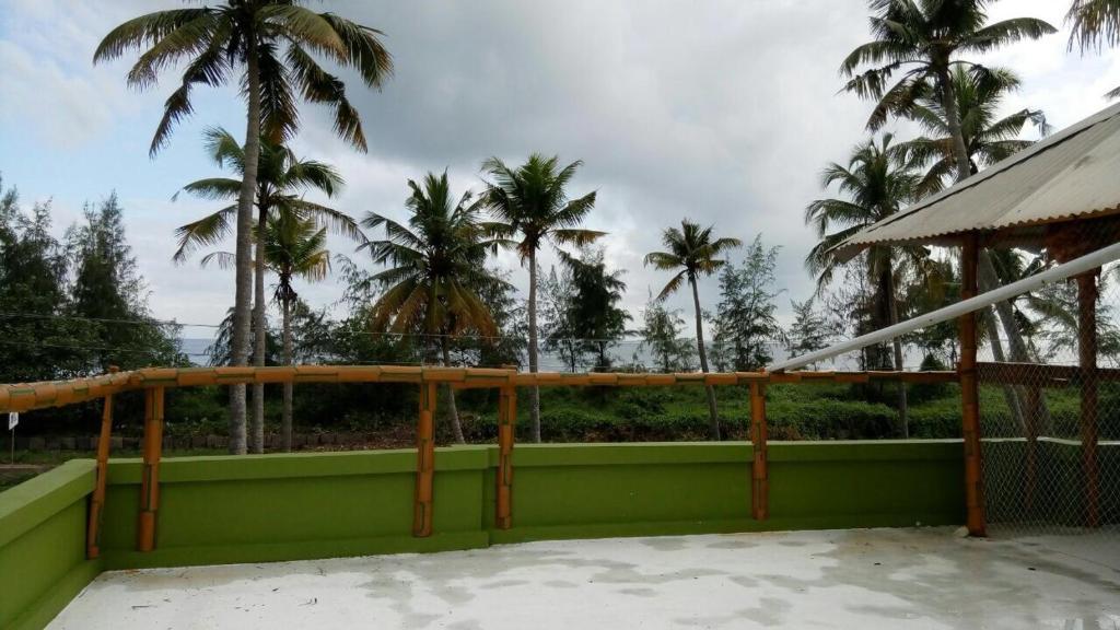 Sand Castle in Pallipuram