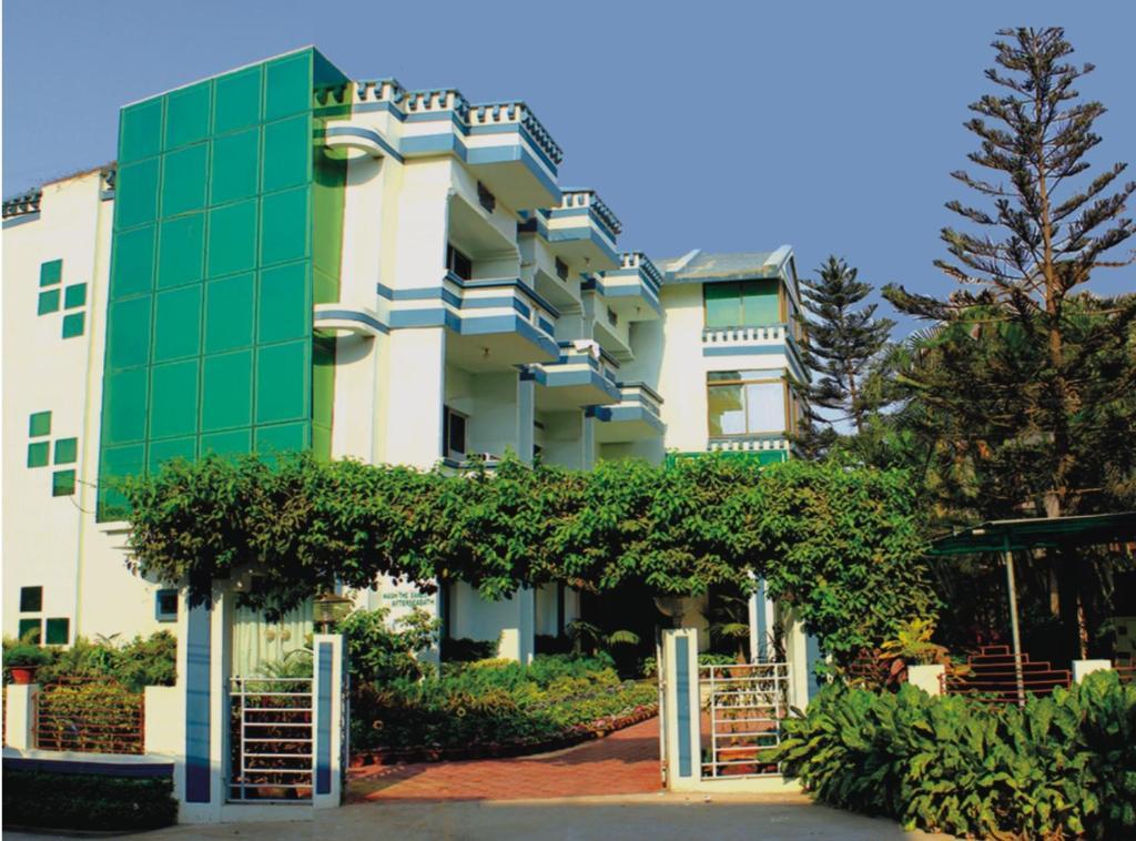 Hotel Greenery in Puri