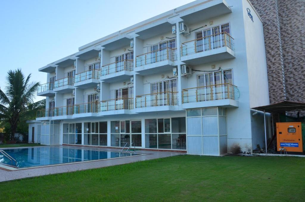 Nilaya Beach Resort in Alibaugh
