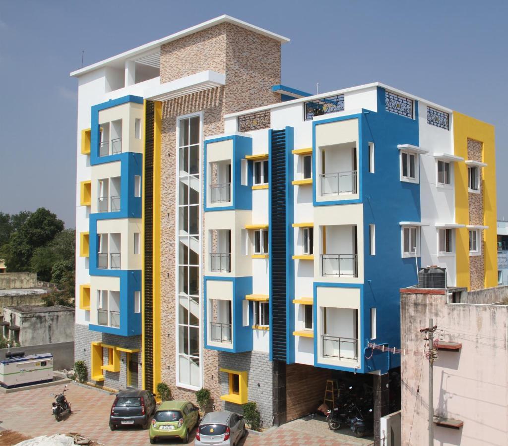 Jeyam Residency in Dindigul