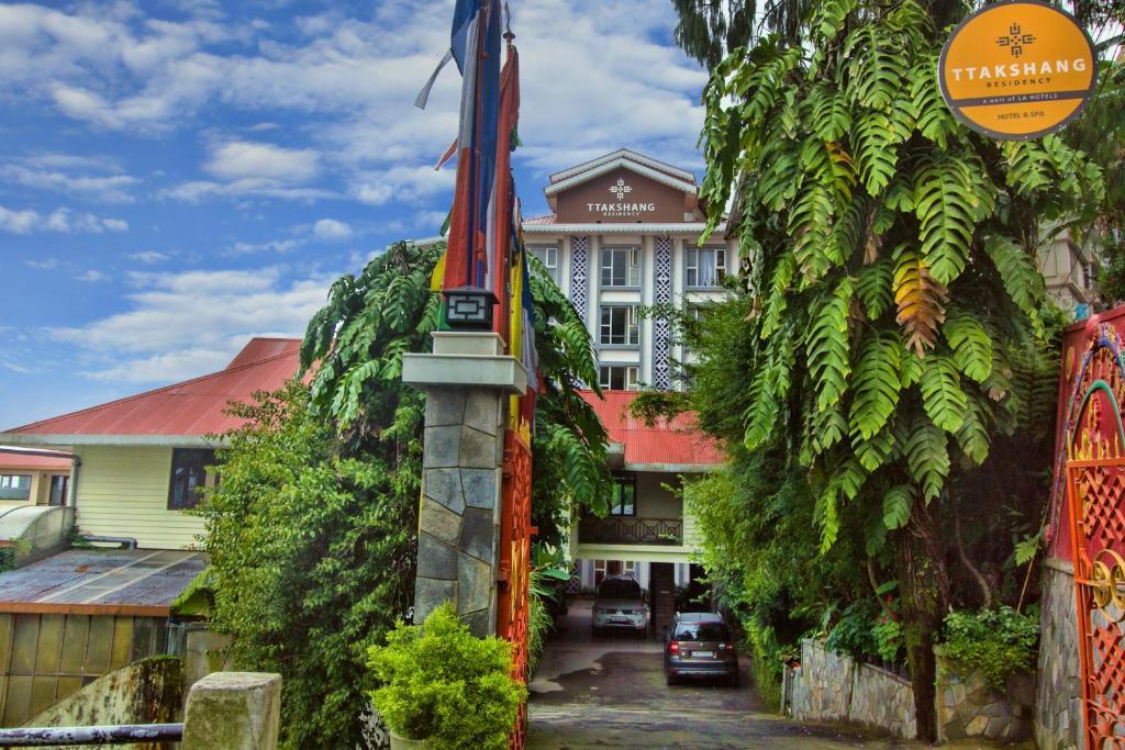 La Ttakshang Residency & Spa, Gangtok, Sikkim in Gangtok