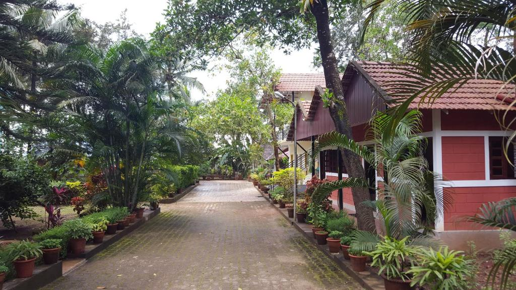 Green Retreat Second Home in Mangalore