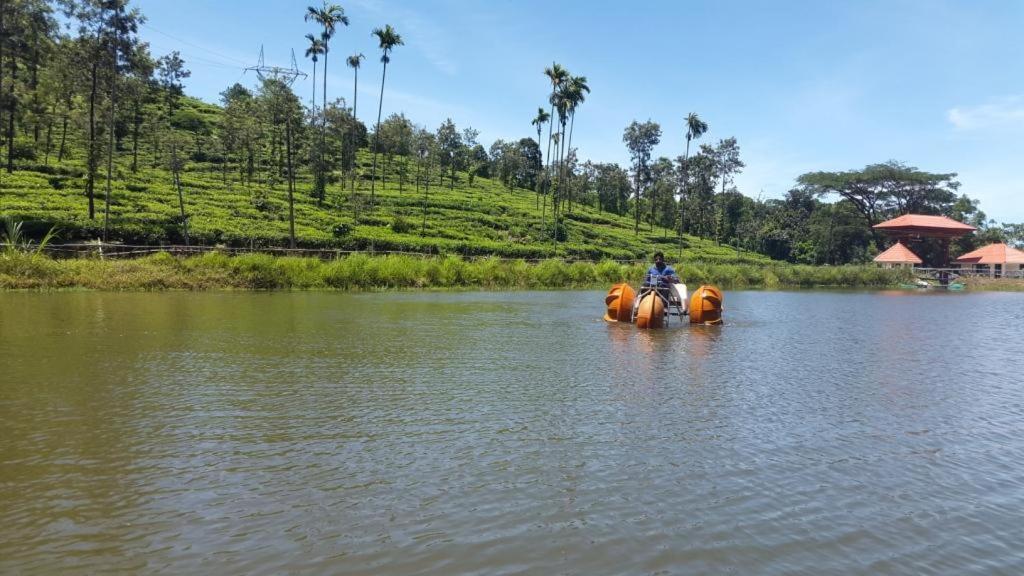 Greenberg Resort in Thodupuzha