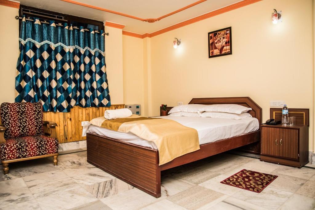 Hotel Moomsie in Itanagar