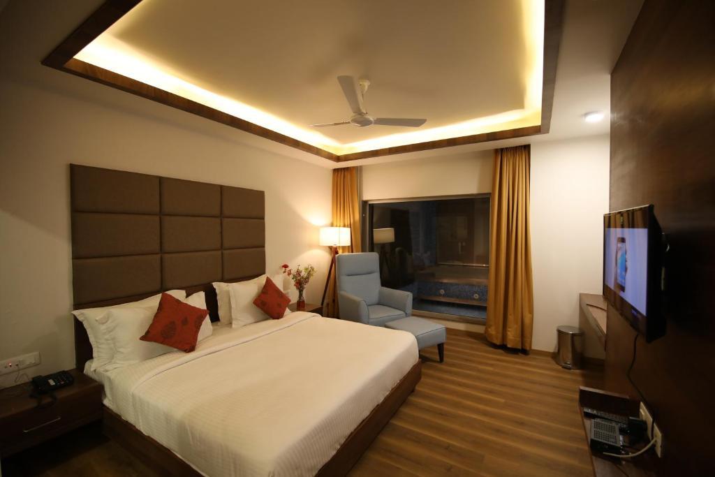 Motel The Village Resort (mtv) in Rajkot