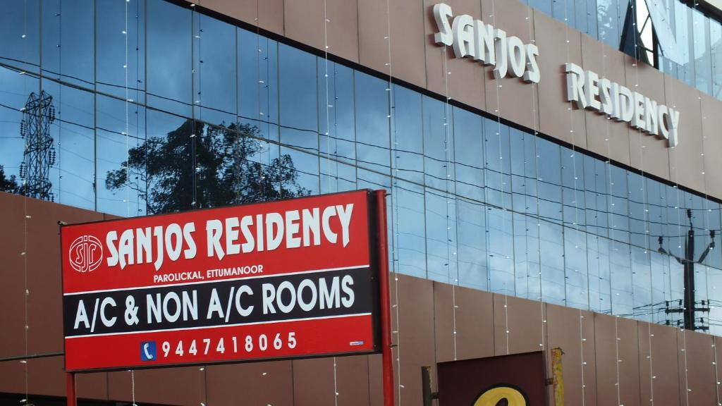 Sanjos Residency in Kottayam