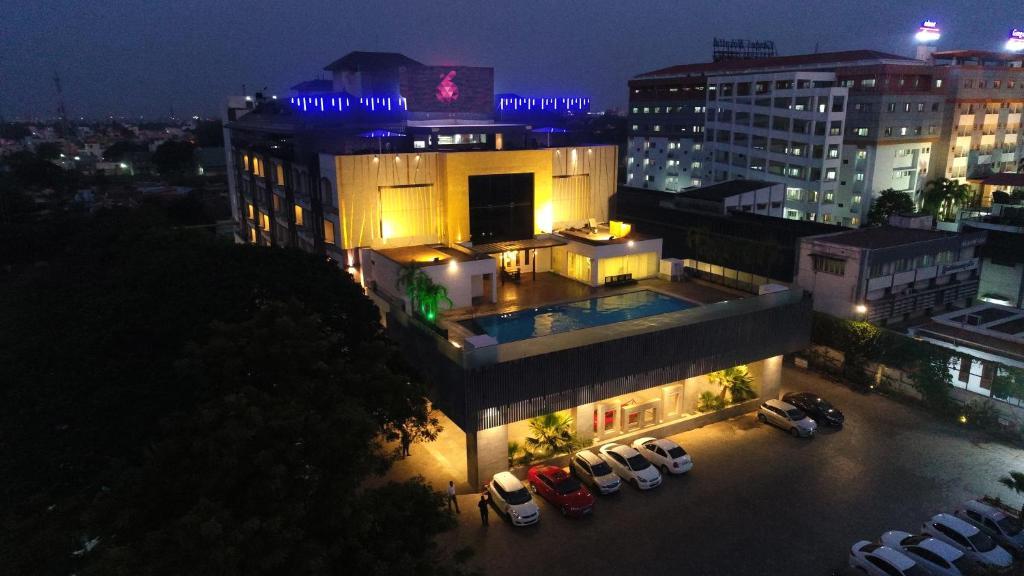 Hash 6 Hotels in Coimbatore