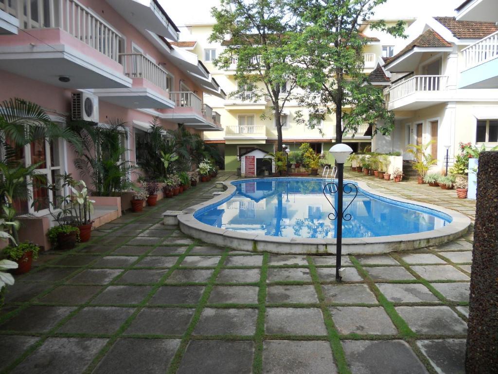 Goan Courtyard Apartments in Anjuna