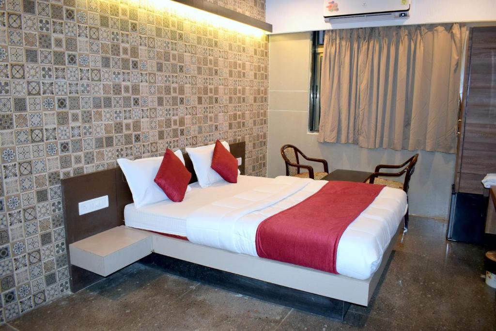 Hotel Kansar Palace By Sky Stays in Saputara