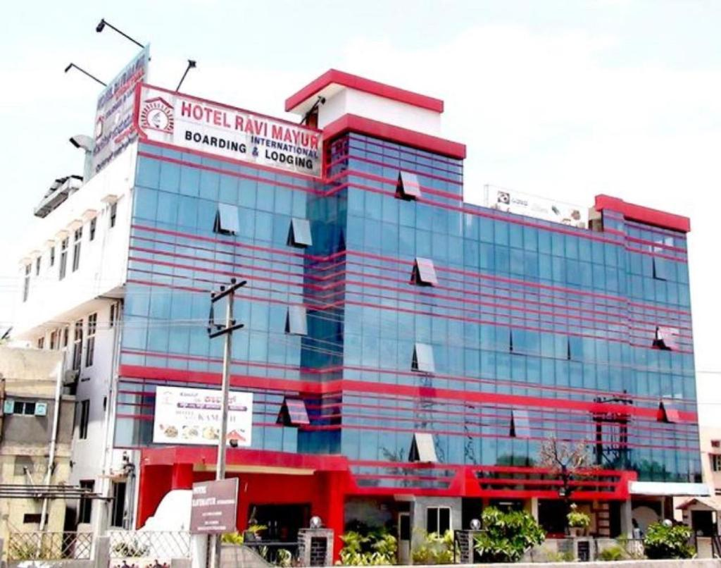 Hotel Ravi Mayur International in Chitradurga