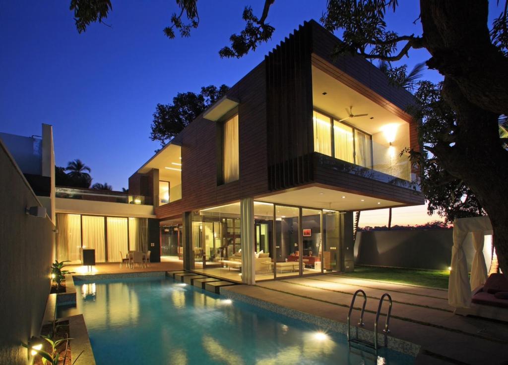 Luxury Goa Villa in Candolim