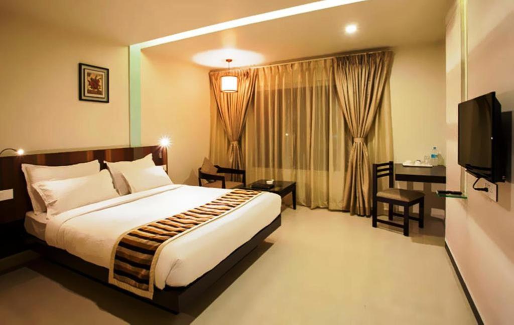 Hotel Opera Suite in New Delhi