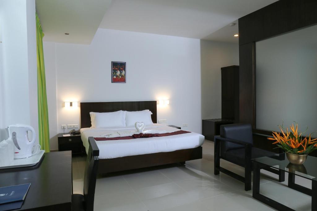Finch Hotel in Kottayam