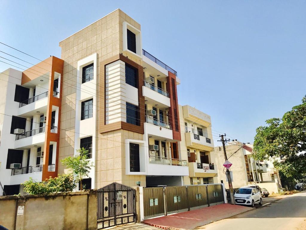 Olive Service Apartments Jaipur in Jaipur