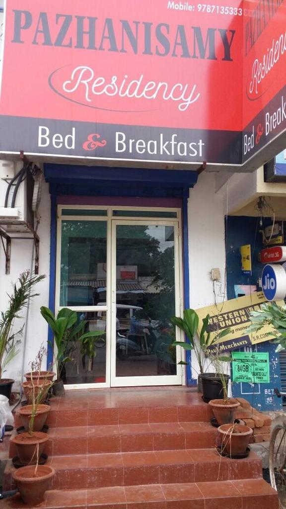 Pazhanisamy Residency in Pondicherry