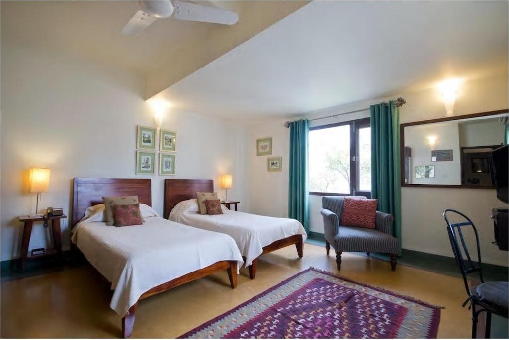 Zaza Stay in New Delhi