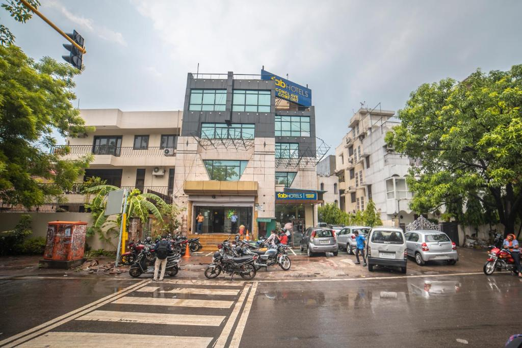 Fabhotel Conclave Comfort East Of Kailash in New Delhi