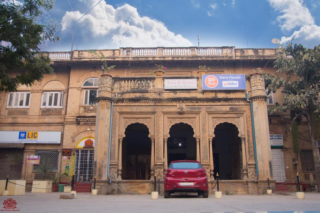 Dera Haveli- Heritage Homestay in Gwalior