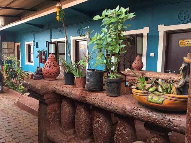 Guru Guest House in Anjuna