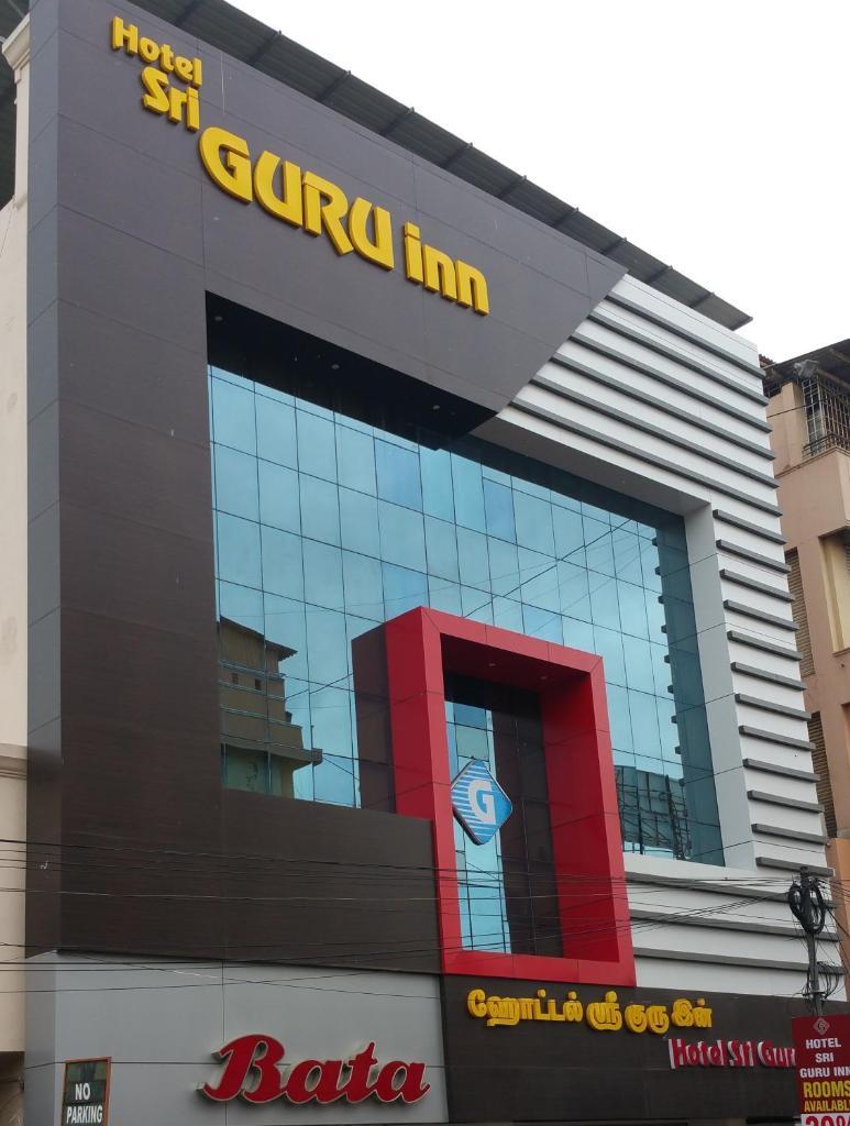 Hotel Sri Guru Inn in Coimbatore