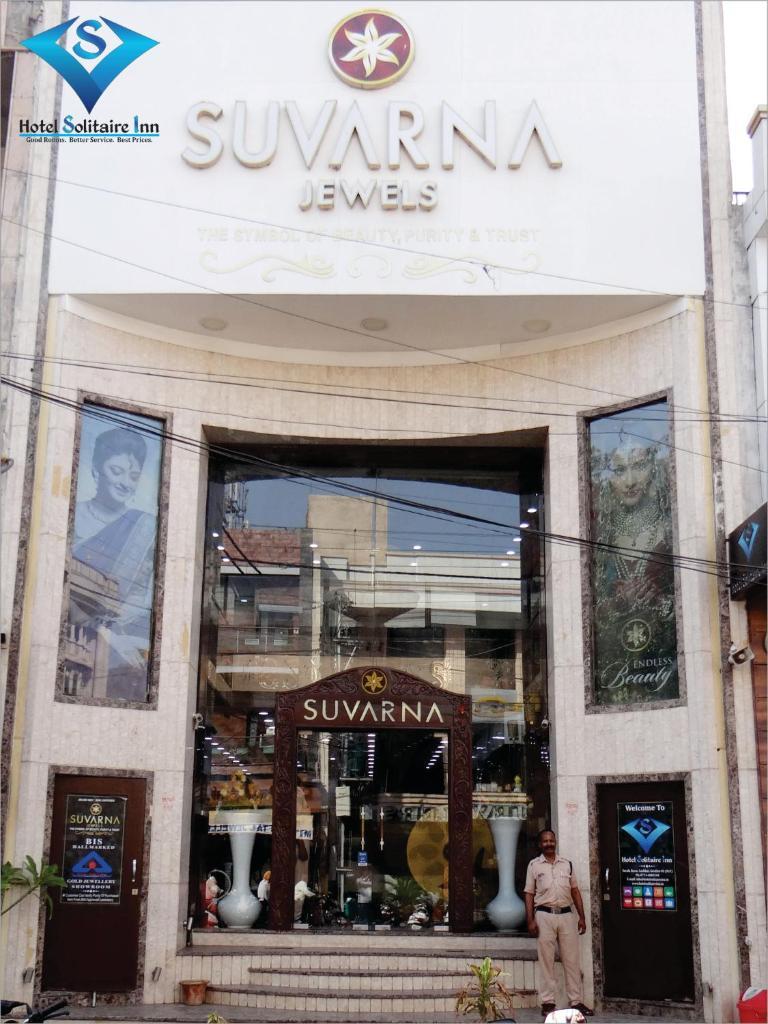 Hotel Solitaire Inn in Gwalior