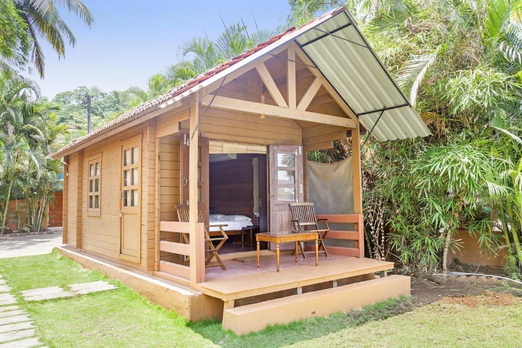 Cottage Room In Alto Porvorim, Goa, By Guesthouser 23397 in Pilerne
