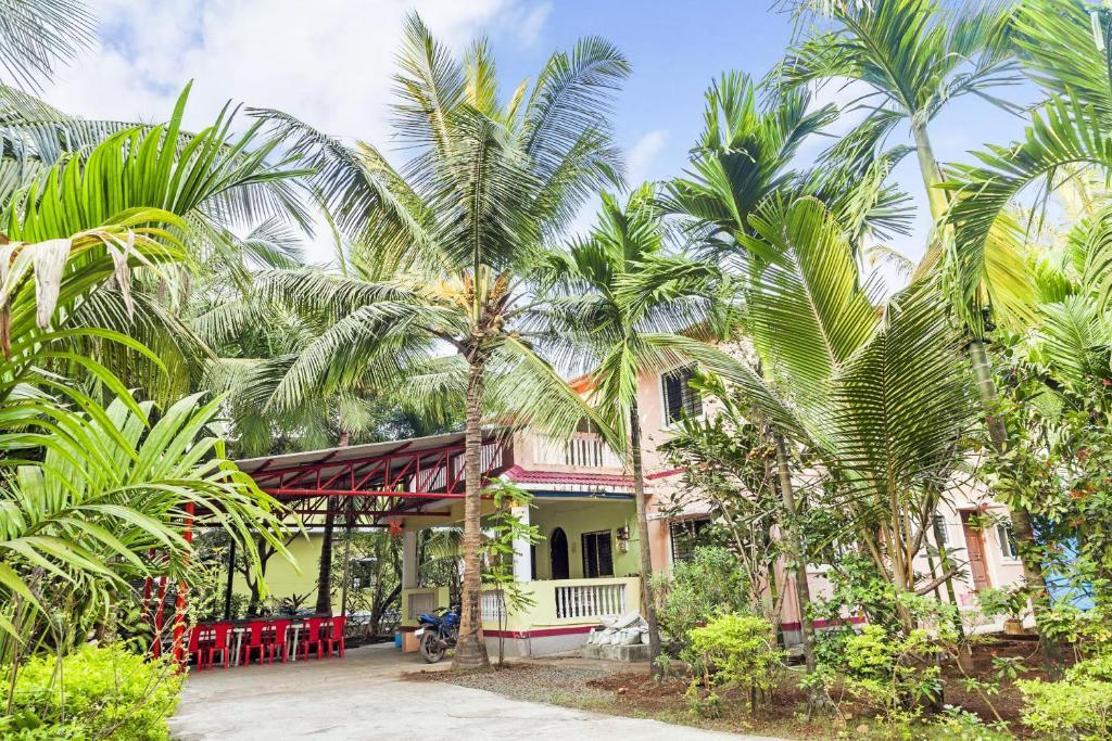 Homestay Near Nagaon Beach, Alibag, By Guesthouser 30592 in Alibag