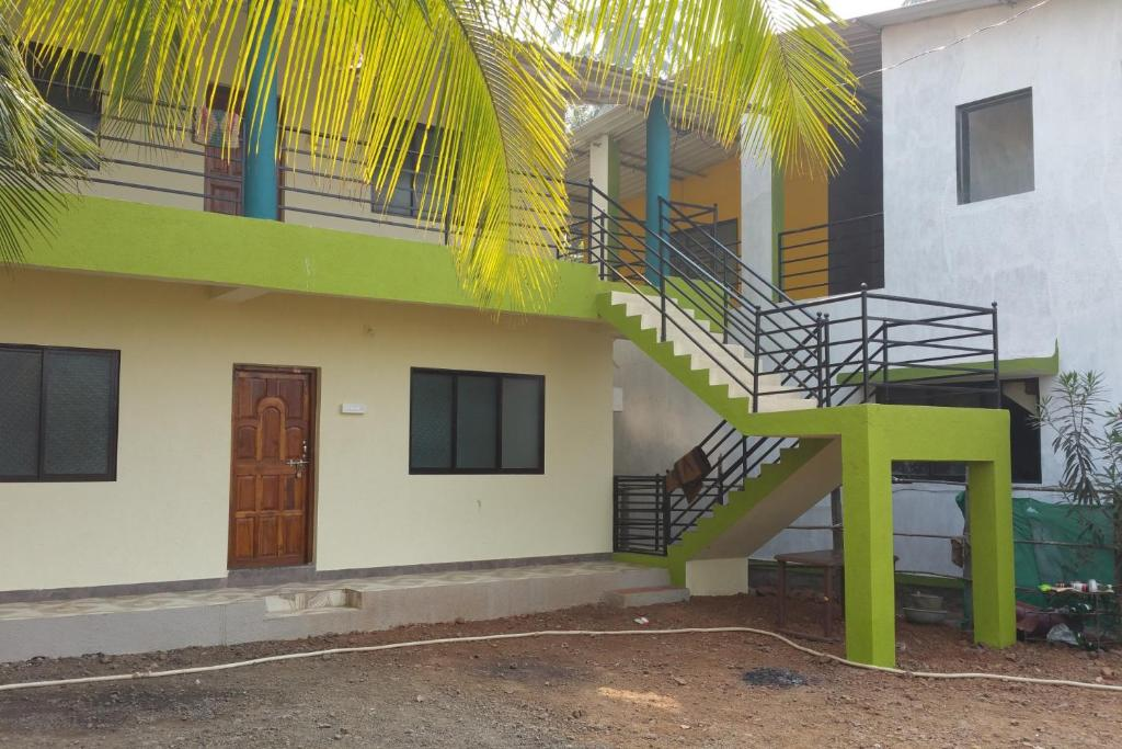 Bungalow For A Group In Nagaon, Alibag, By Guesthouser 41713 in Zirad