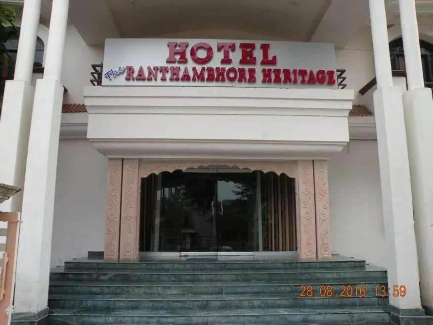 The Ranthambhore Heritage in Ranthambhore