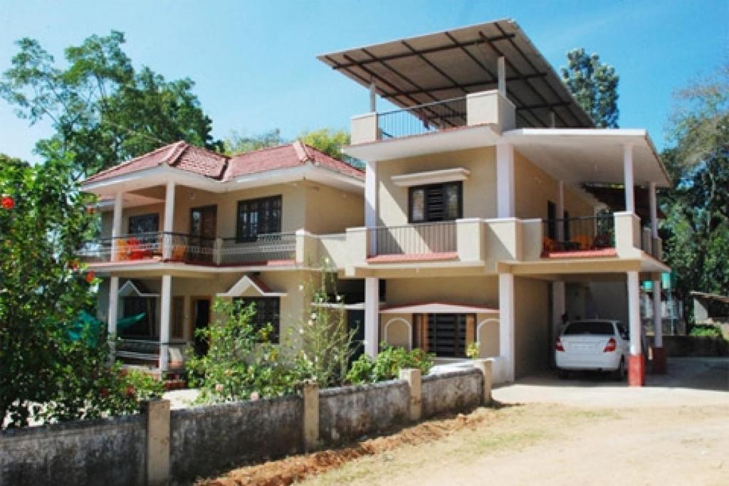 Homestay With Parking In Kodagu, By Guesthouser 52123 in Madikeri