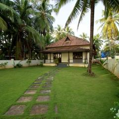 Villa With Garden In Morjim, Goa, By Guesthouser 52691 in Morsim