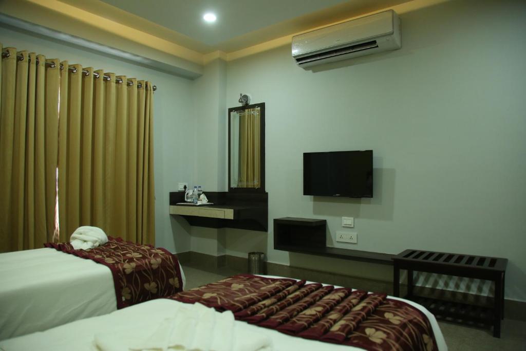 The Loft Hotel in Siliguri