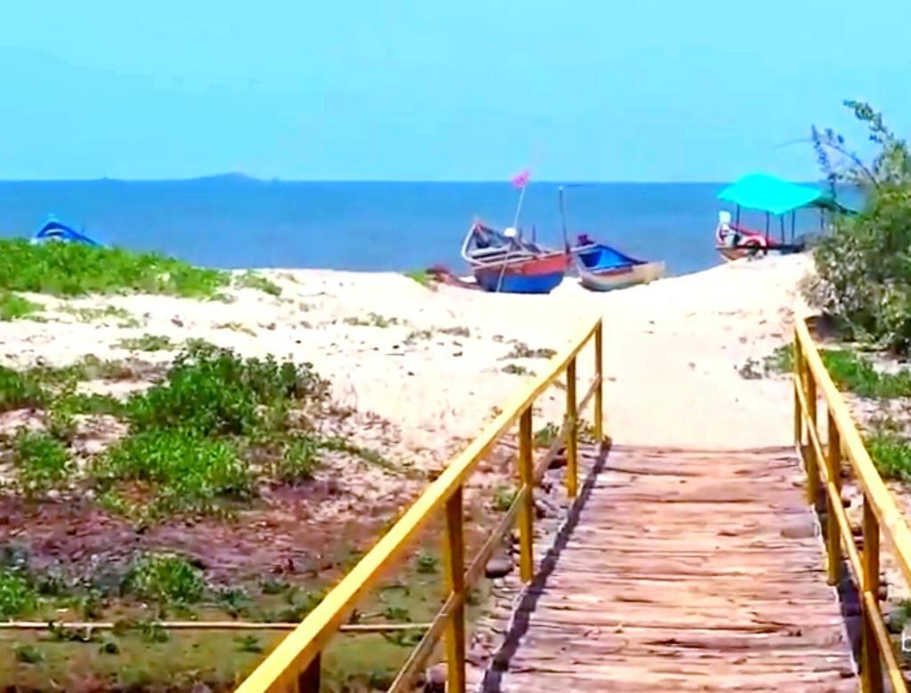 Samant Beach Resort in Malvan