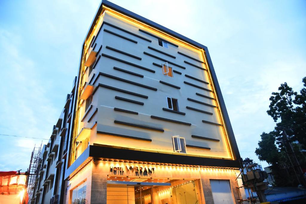Hotel Vybrant in Vijayawada