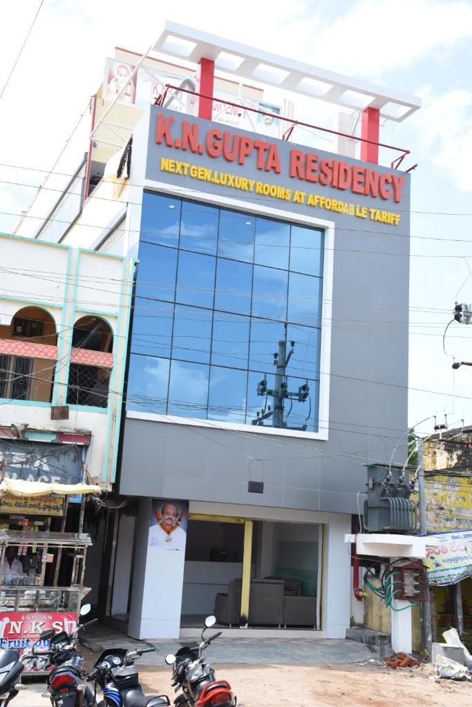K N Gupta Residency in Vijayawada