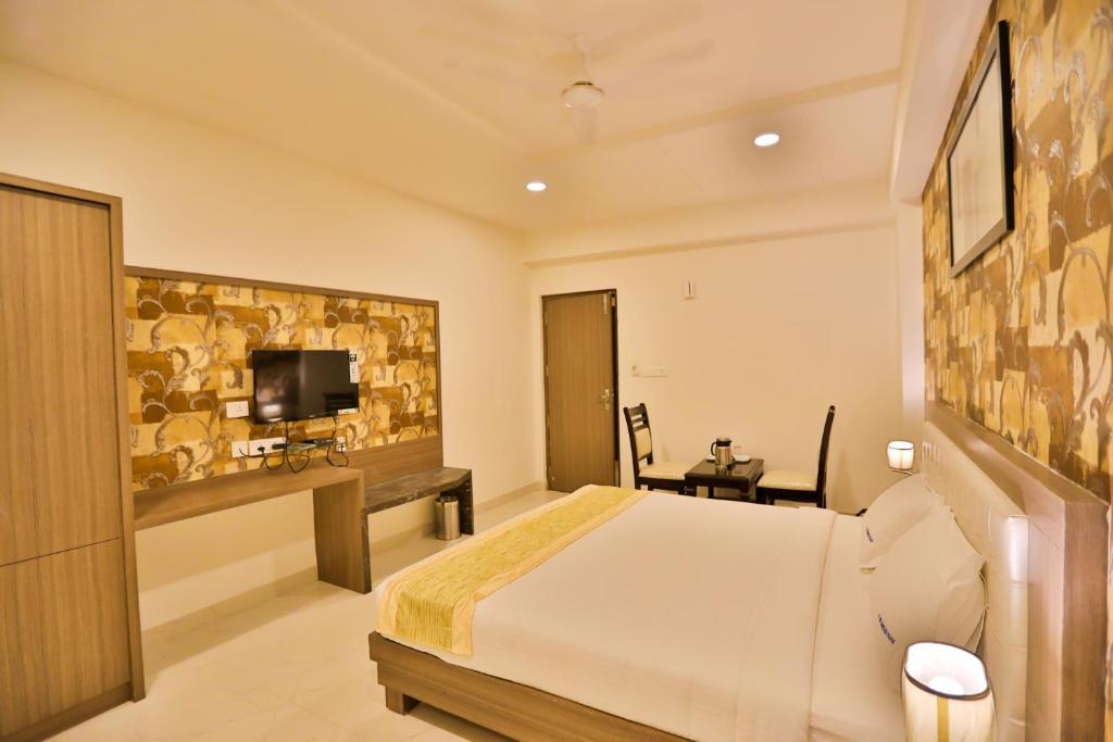 Hotel Sri Simran Park in Hyderabad