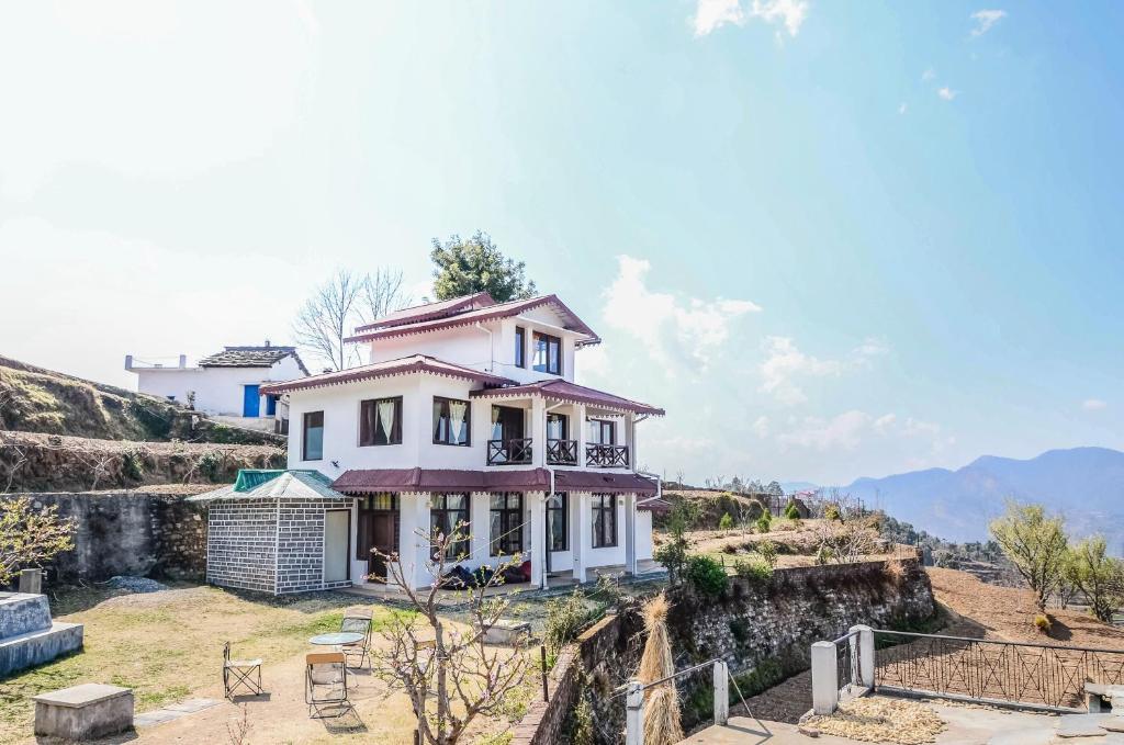 Hostie Casa Vista A La Montana – Mountain Villa in Mukteshwar Nainital