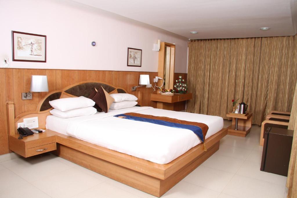 La Promenade Hotel in Kovalam