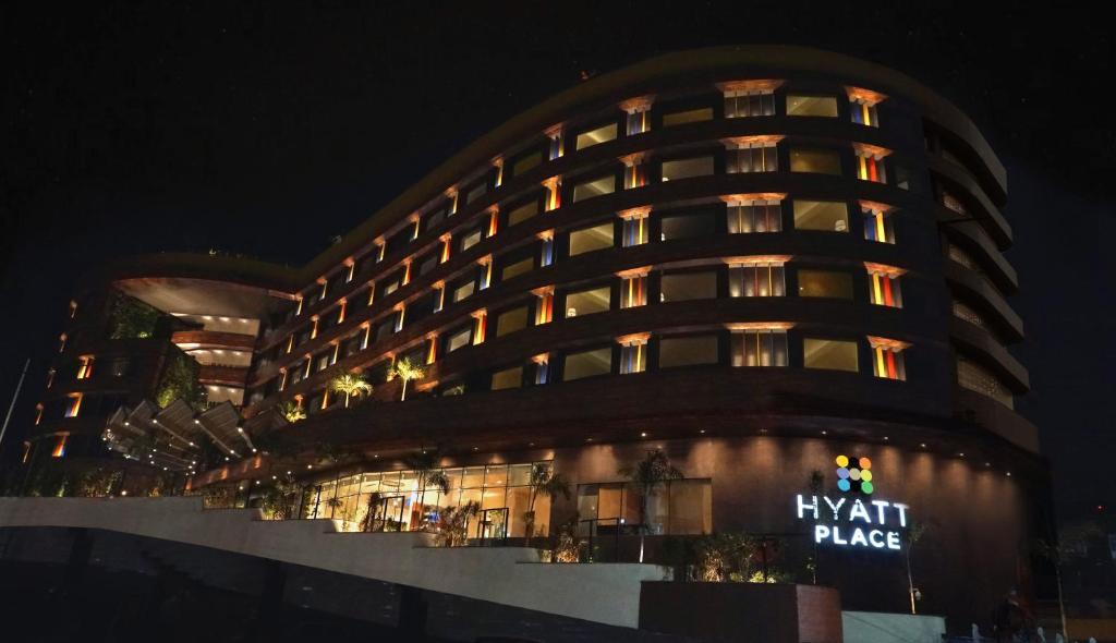 Hyatt Place Hyderabad/banjara Hills in Hyderabad