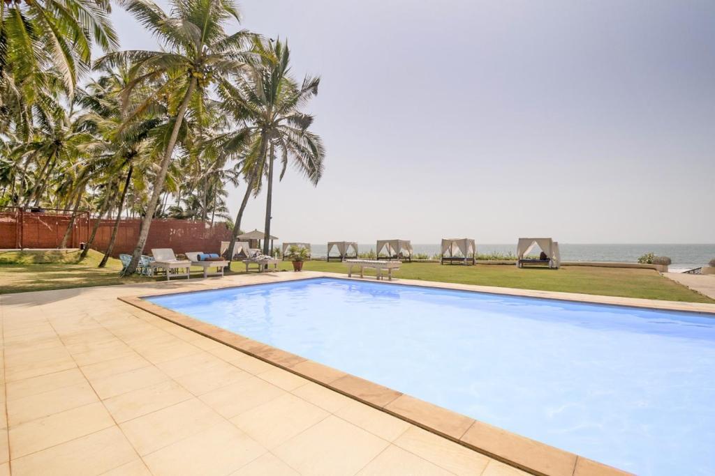 Tent Stay Near Ashwem Beach, Goa, By Guesthouser 41466 in Chopdem
