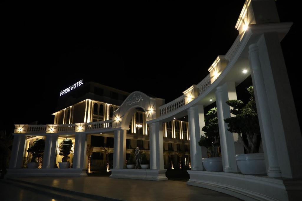 Pride Hotel Convention Centre Indore In