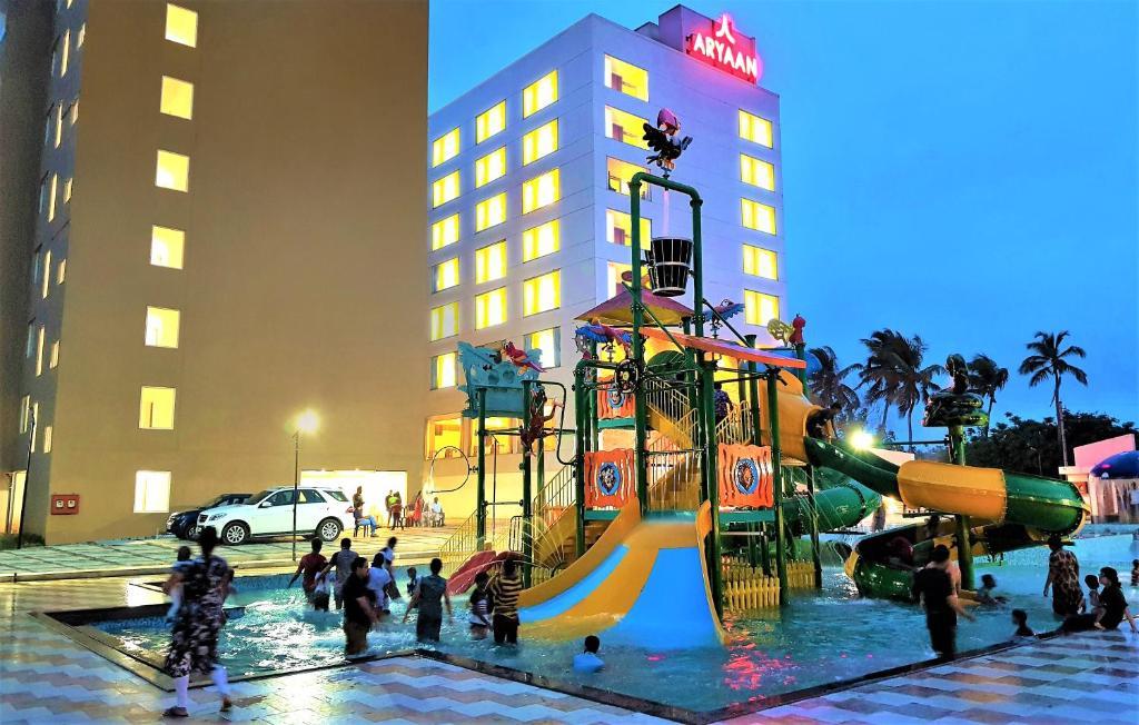 Aryaan Resort in Udupi
