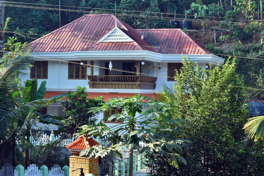 Planter's Villa in Munnar