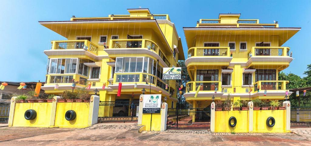 Dynasty Villas Boutique Resort in Porvorim
